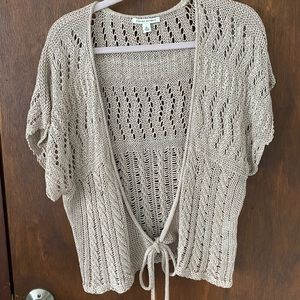 Banana Republic Crochet top